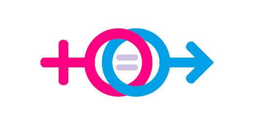 logo signe homme et femme