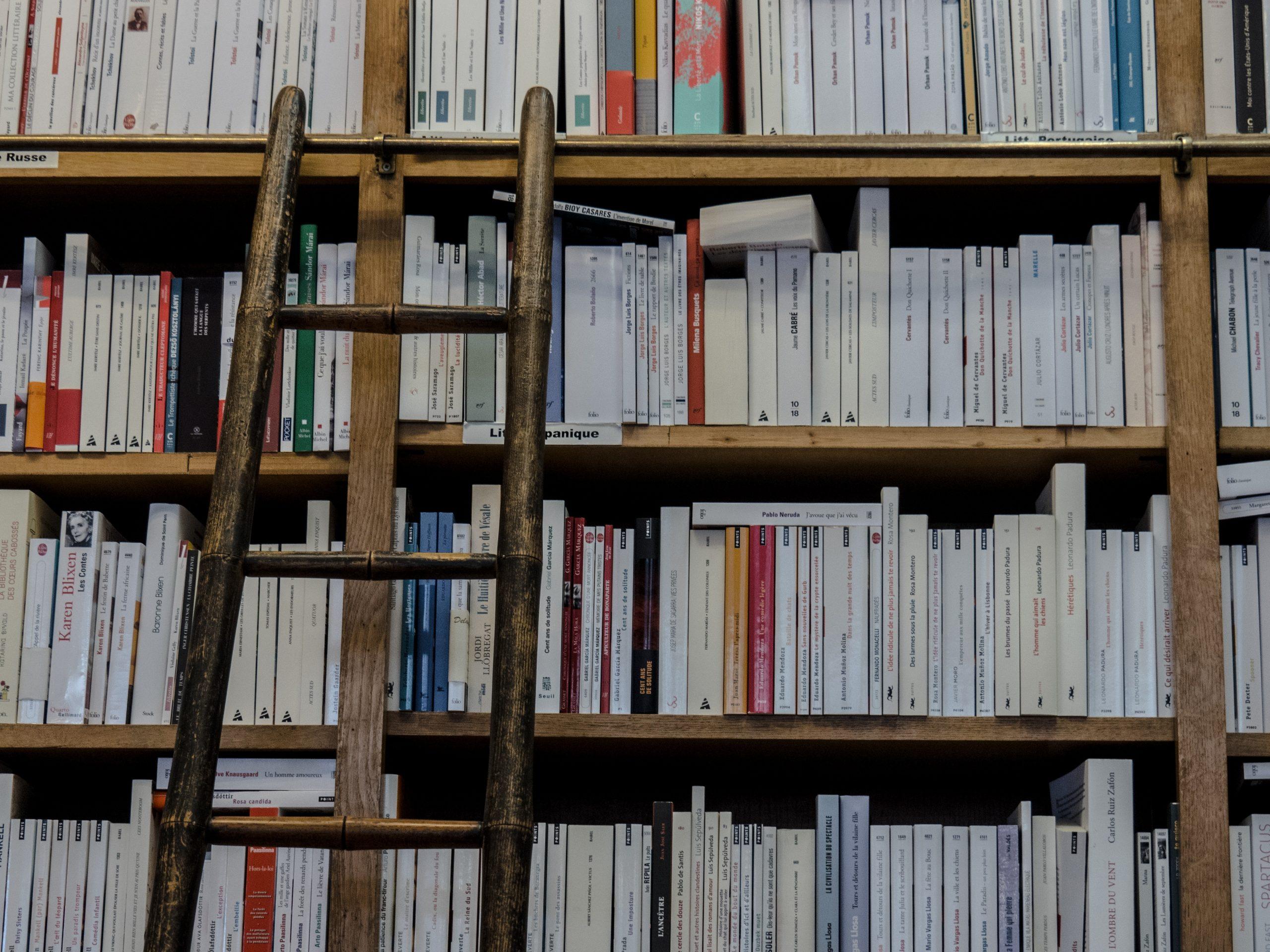 Les librairies sont essentielles !