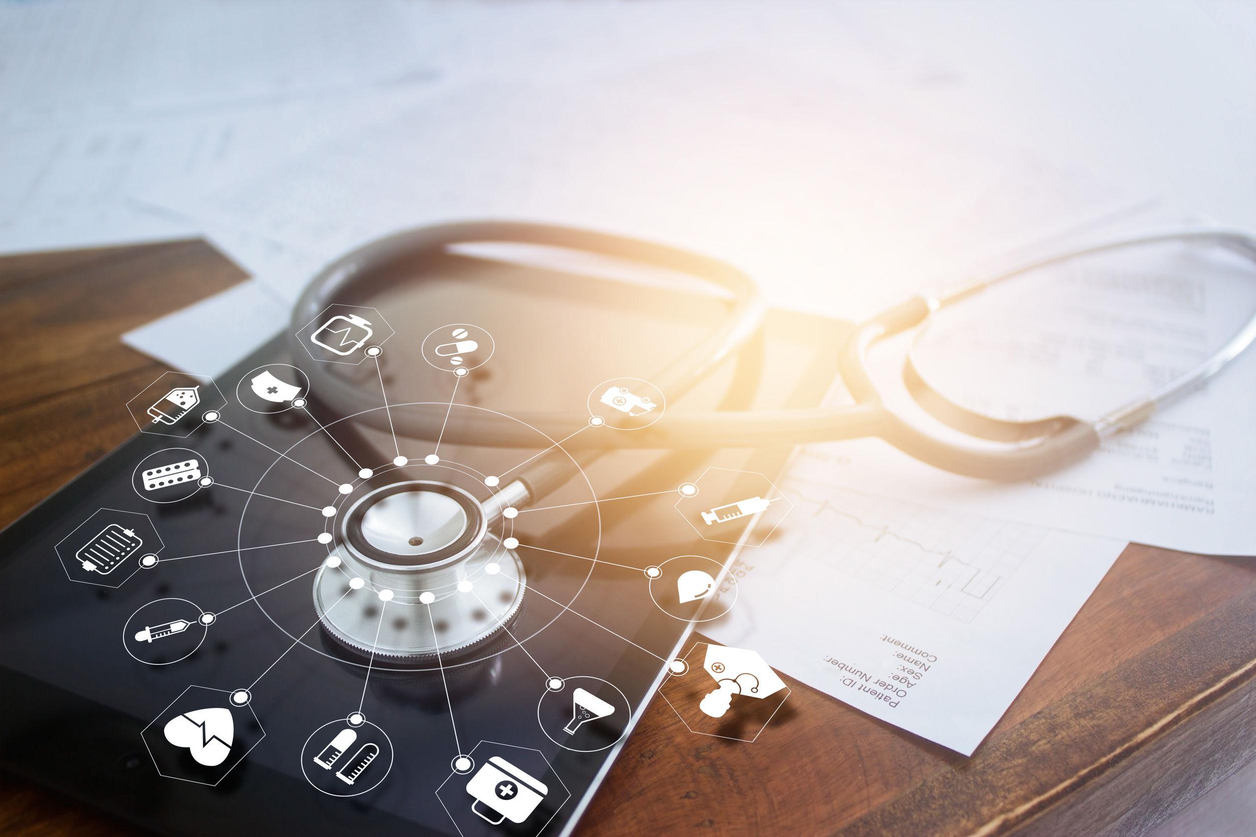 Le numérique au cœur de la santé