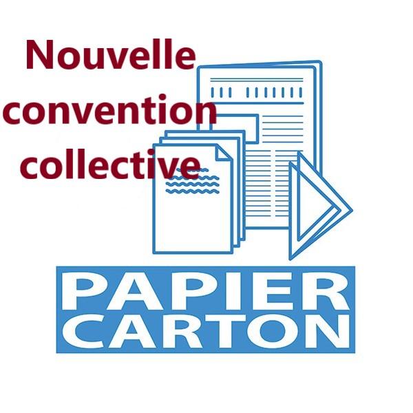 Une nouvelle convention collective pour le secteur du papier carton