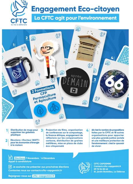Capgemini affiche des objectifs RSE ambitieux