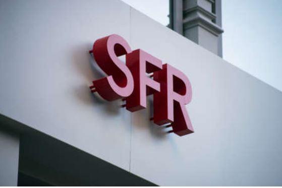 Devanture SFR